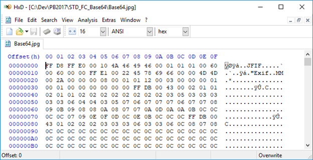 Base64 – Your New Binary Friend - Recent Blogs
