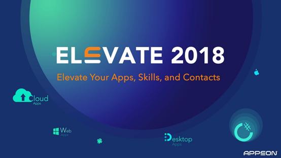 Editorial – Elevate 2018 Report