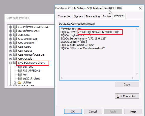 How to make 64-bit application use OLE DB successfully?